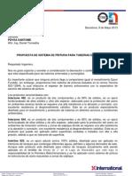 Propuesta Tuberia Enterrada - PDVSA SANTOME(1)