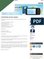 Construir Un Poe Casero _ Abantos Technology