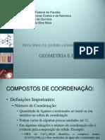 Geometria e Isomeria