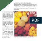 LA FRUTA EN LA PASTELERÍA.doc