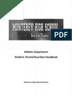 Sports Handbook 2013/2014