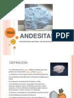 ANDESITAS