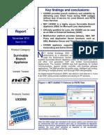 Sonus Miercom2010 Report