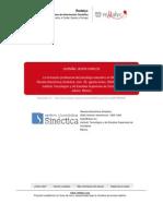 La formación profesional del psicólogo educativo en México