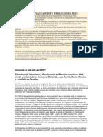 Evolucion Del Planeamiento Urbano en El Peru