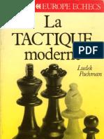 La Tactique Moderne 1 - Ludek Pachman