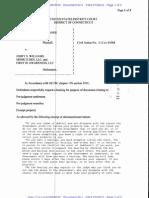 SEC v. Williams Et Al Doc 50-1 Filed 29 Jul 13