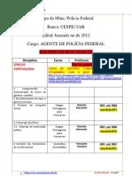 135 Mapa Da Mina Pf Agente