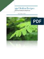 Moringa Traditional Recipes