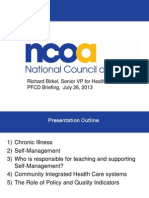 National Council on Aging - PFCD Hill Briefing Presentation