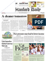 05/21/09 - The Stanford Daily [PDF]