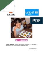 UNICEF EnSENA Sexualidad