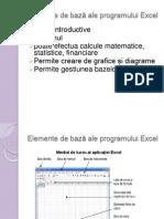 Elemente Introductive Excel