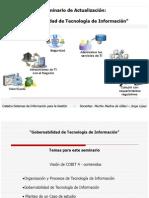 Organización y Procesos de TI