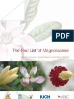 The Red List of Magnoliaceae