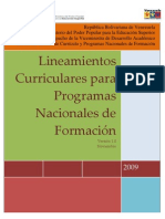 lineamientos PNF