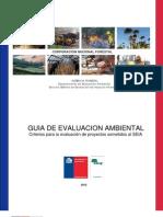Guia Evaluacion Ambiental CONAF