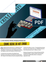 Crime Pays - A Conversation of Fraud and Recovery