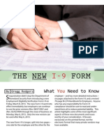 What You Need to Know About the New I-9 Form
