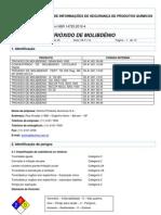 Fispq - Trióxido de Molibdênio