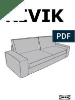 Kivik Sofa Bed Slipcover AA 473372 6 Pub