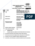 003 First General Counsels Report