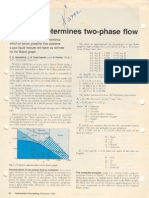 Baker 2 Phase Flow