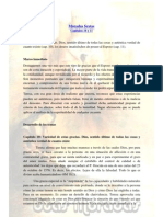 Ficha XV. - Moradas Sextas Cap.10 y 11