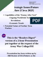 Future Warfare
