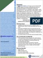 Analyze Brochure