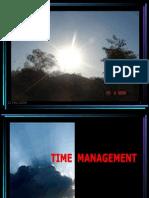 20090521 - Time Mgt. Abridged - 36s - VIHE, RKM -