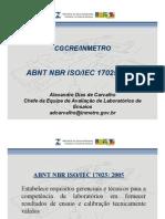 Comentada - IEC 17025.2005 (INMETRO)