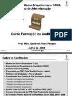 Formação de auditores 5S (FAMA)