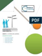 Plan de Marketing Clinica Suarez