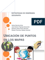 Estrategias de Enseñanza Geografia