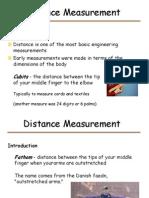 Ag Mech Surveying - Distance