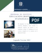 w Programa Definitivo Educacion Cristiana