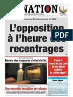 La Nation Edition n 110