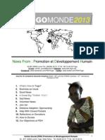 Togomonde 94 - Juin 2013