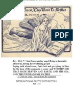 M. C. Vellinga 1928,  Refutation to [a Mormon Pamphlet]