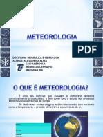 Meteorologia - Alessandra, Caio, Manuella e Mariana