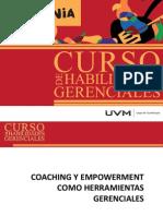 Coaching - Empowerment