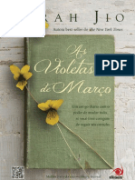 as Violetas de Marco Sarah Jio