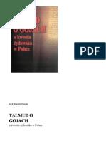 Ks. dr Stanisław Trzeciak - Talmud o gojach a kwestia żydowska w Polsce.pdf