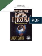 Gardner Laurence - Potomkowie Dawida i Jezusa.pdf