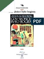Zenon Kosidowski - Gdy słońce było bogiem.pdf
