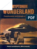 Robert K Leśniakiewicz & Miloš Jesenský - Kryptonim Wunderland.pdf