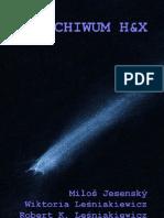 Datowanie azotu fluorowo-uranowego