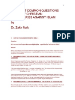 Ten Most Common Questions Asked by Christian Missionaries Against Islam-2