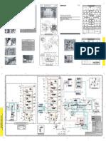 Diagrama Hidraulico D11R CATERPILLAR 2